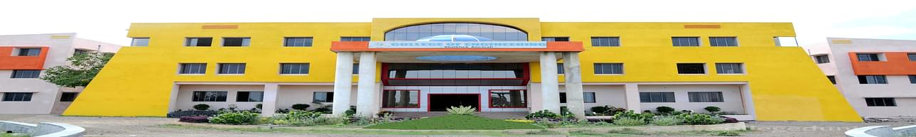 Dr. Rajendra Gode Institute of Technology & Research, Amravati