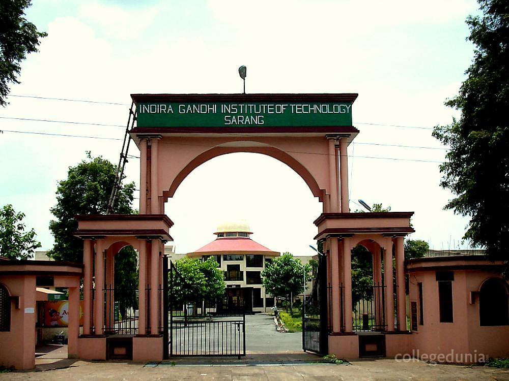 Indira Gandhi Institute of Technology- [IGIT]