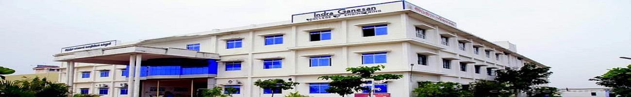 Indra Ganesan College of Engineering - [IGCENG], Thiruchirapalli