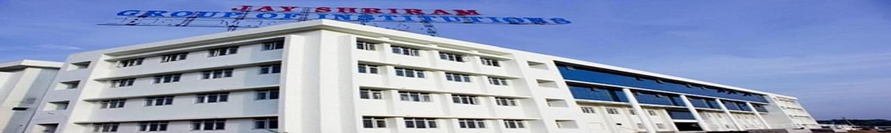 Jay Shriram Group of Institutions, Tiruppur