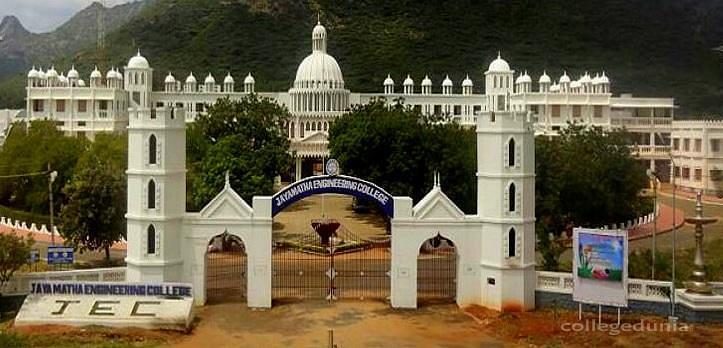 Jayamatha Engineering College - [JEC]