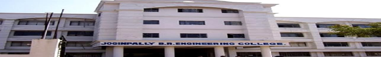 Joginpally BR Engineering College -[JBREC]  Yenkapally, Hyderabad