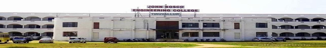 John Bosco Engineering College - [JBEC], Thiruvallur