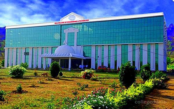 KLR College of Engineering and Technology