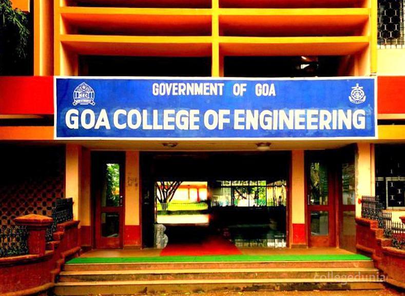 Goa College of Engineering - [GEC]