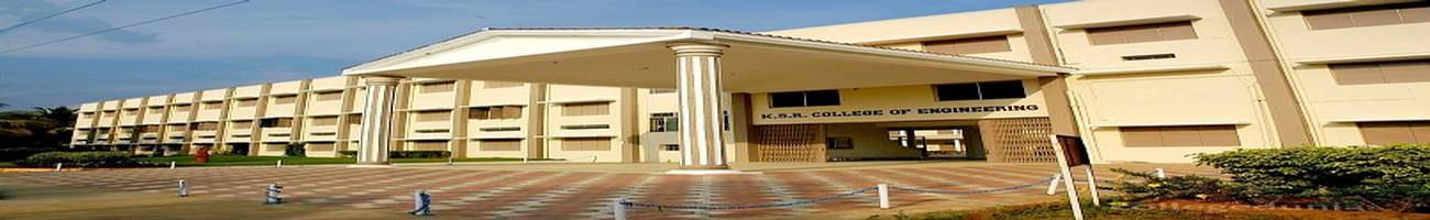 KSR College of Engineering, Namakkal
