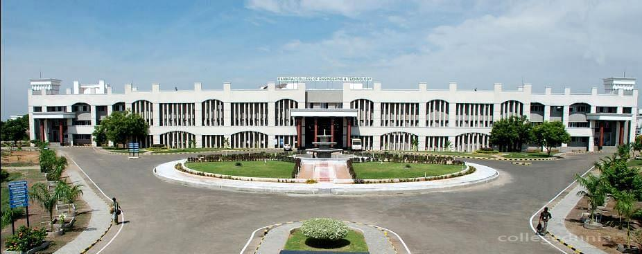 Kamaraj College of Engineering and Technology - [KCET]