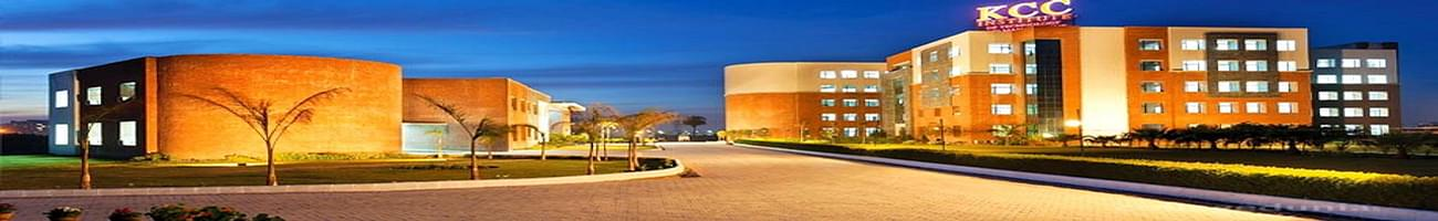 KCC Institute of Technology and Management - [KCC ITM], Greater Noida - Course & Fees Details