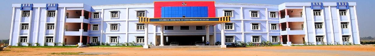 Khammam Institute of Technology & Sciences - [KITS], Khammam