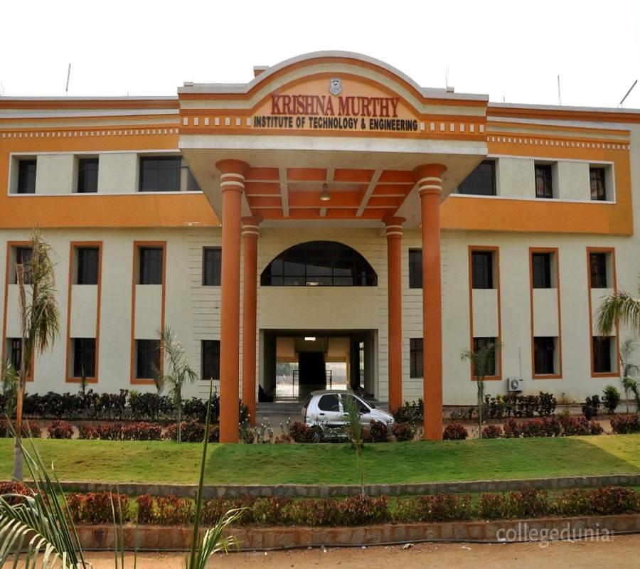 Krishna Murthy Institute of Technology and Engineering