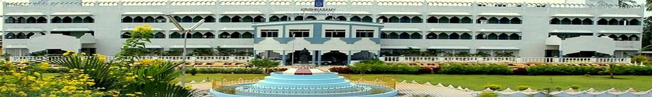 Krishnasamy College of Engineering and Technology - [KCET], Cuddalore