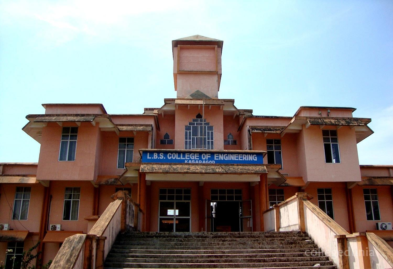 LBS College of Engineering Kasargod Admission 2019
