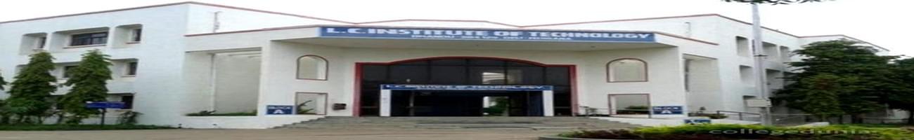 Laljibhai Chaturbhai Institute of Technology - [LCIT], Ahmedabad