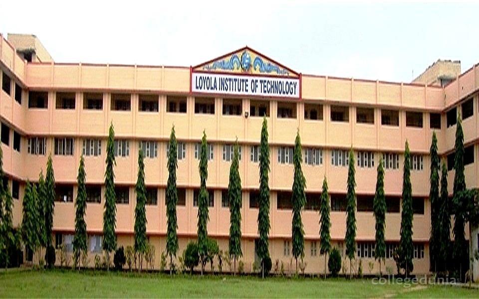 Loyola Institute of Technology - [LIT]