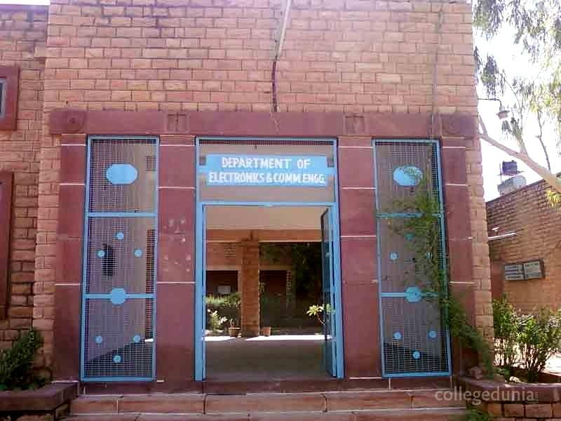 MBM Engineering College - [MBM]