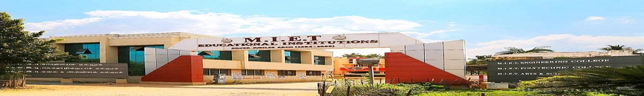 M.I.E.T. Engineering College, Trichy