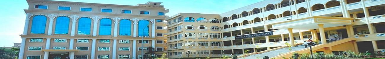 Maeer's MIT College of Engineering - [MITCOE] Kothrud, Pune