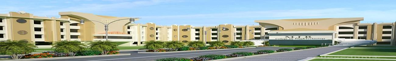 MJR College of Engineering and Technology - [MJRCET], Chittoor