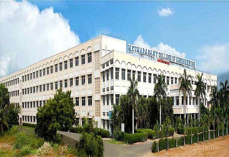 M. Kumarasamy College of Engineering - [MKCE]