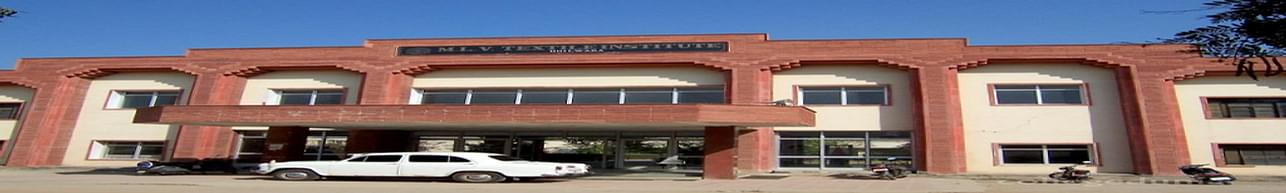 MLV Textile & Engineering College, Bhilwara