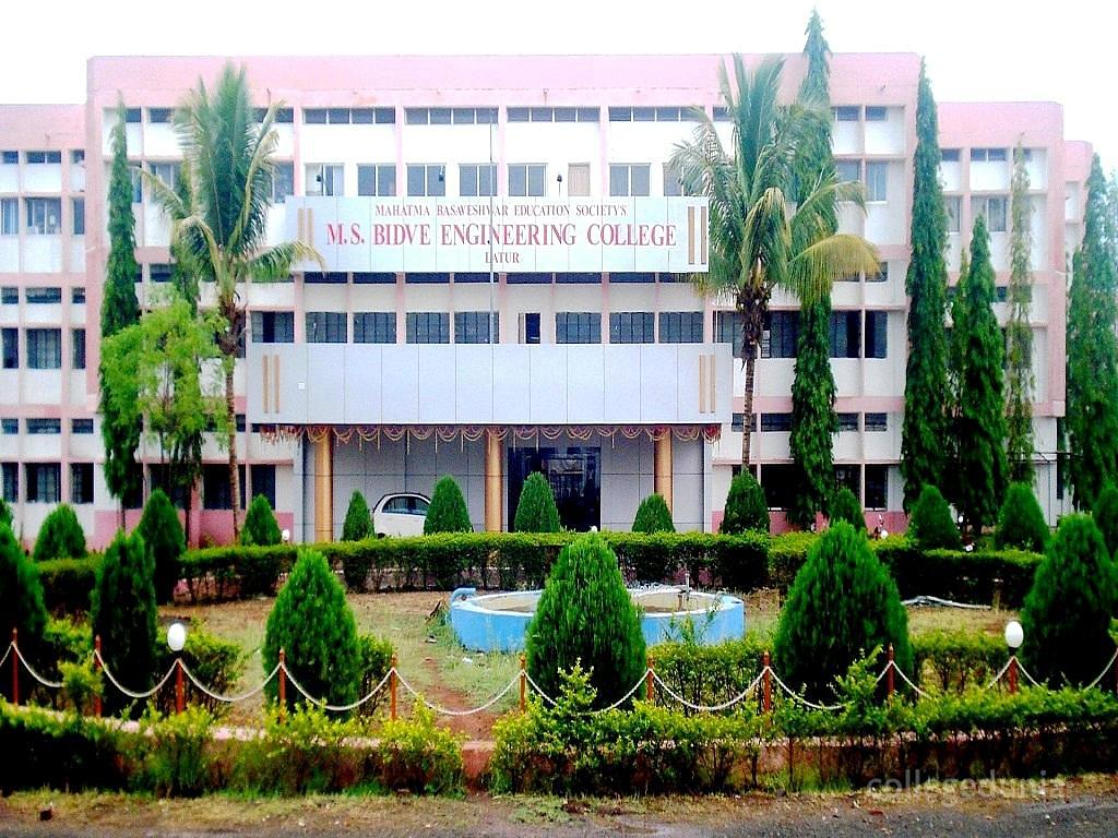 MS Bidve Engineering College