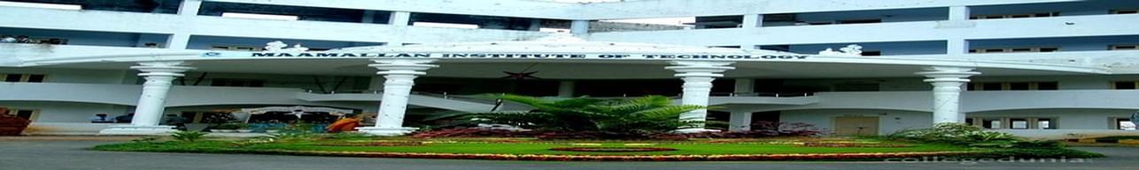Jeppiaar Maamallan Institute of Technology, Sriperumbudur