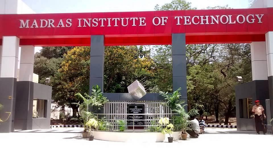 Madras Institute of Technology- [MIT]