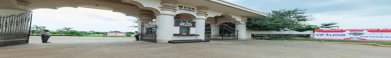 Maharaj Vijayaram Gajapathi Raj College of Engineering - [MVGRCE], Vizianagaram