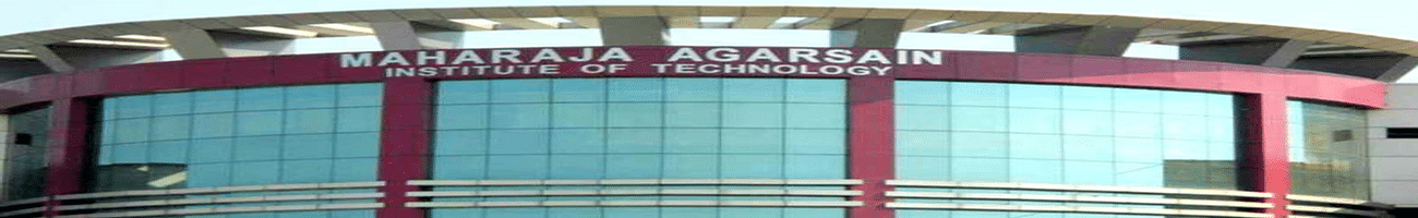 Maharaja Agarsain Institute of Technology - [MAIT], Ghaziabad