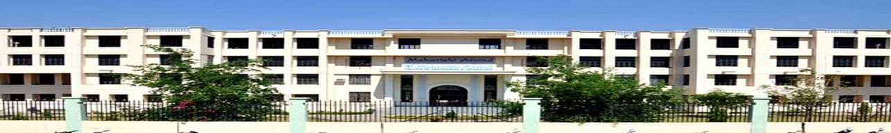 Maharishi Arvind Institute of Engineering & Technology - [MAIET], Jaipur