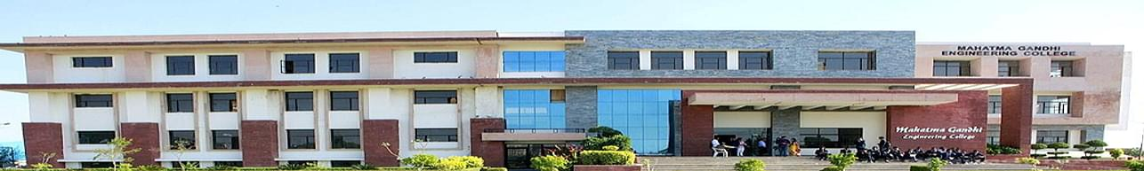 Mahatma Gandhi Engineering College, Jaipur - Course & Fees Details