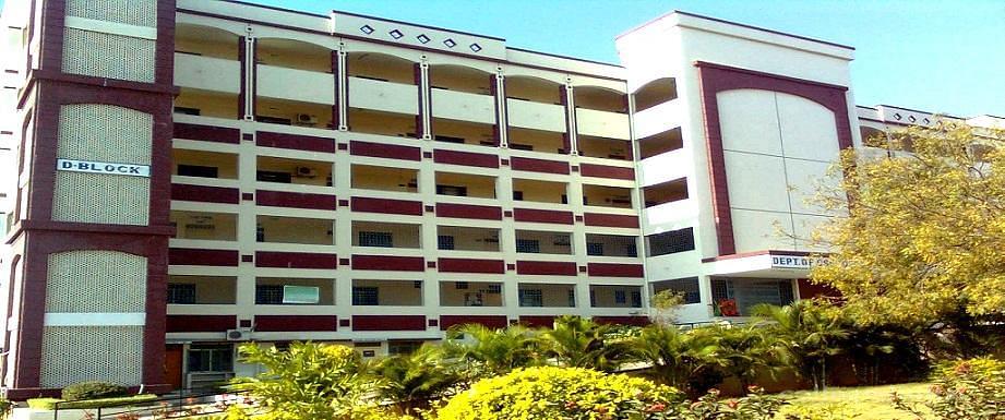Mahatma Gandhi Institute of Technology - [MGIT]