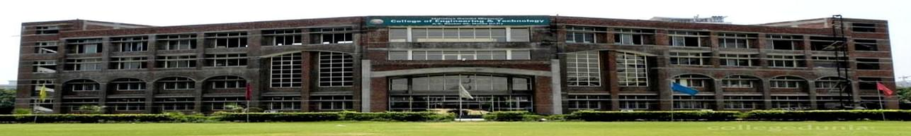 Mahatma Gandhi Mission College of Engineering & Technology - [MGMCET], Noida - Course & Fees Details