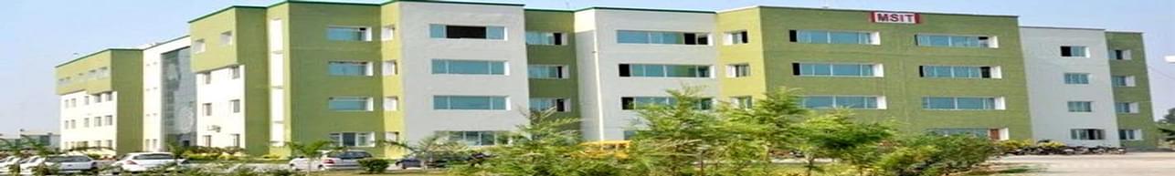 Mahaveer Swami Institute of Technology - [MSIT], Sonepat
