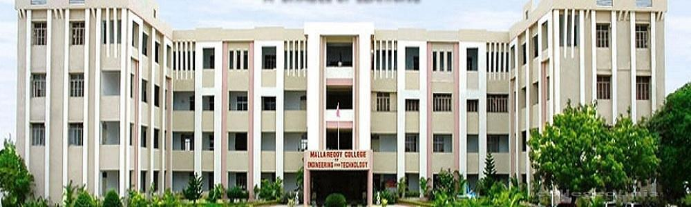 Malla Reddy College Of Engineering And Technology Mrcet Hyderabad Admissions Contact Website Facilities 2021 2022