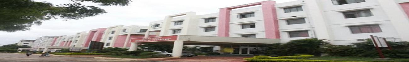 Malla Reddy Institute of Technology - [MRIT], Secunderabad