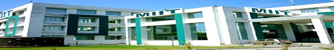 Meerut International Institute of Technology - [MIIT], Meerut