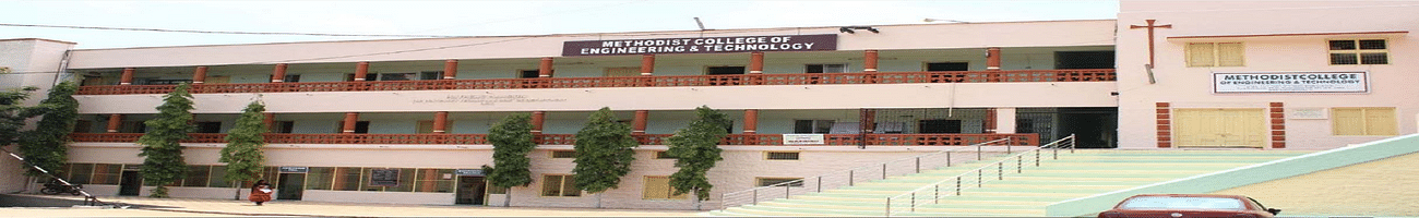 Methodist College of Engineering & Technology - [MCET], Hyderabad