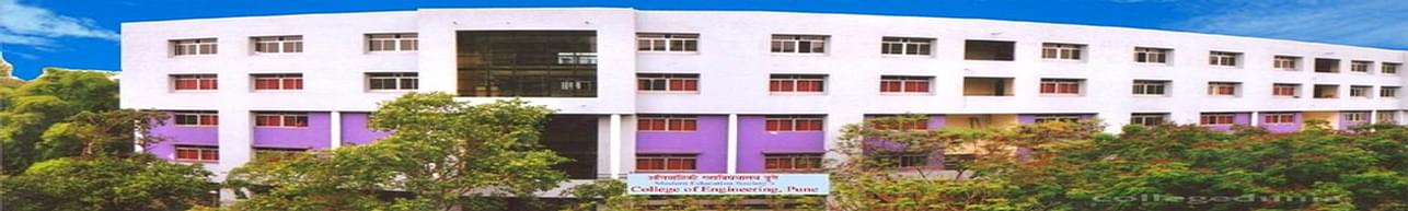 Modern Education Society's College of Engineering - [MES], Pune