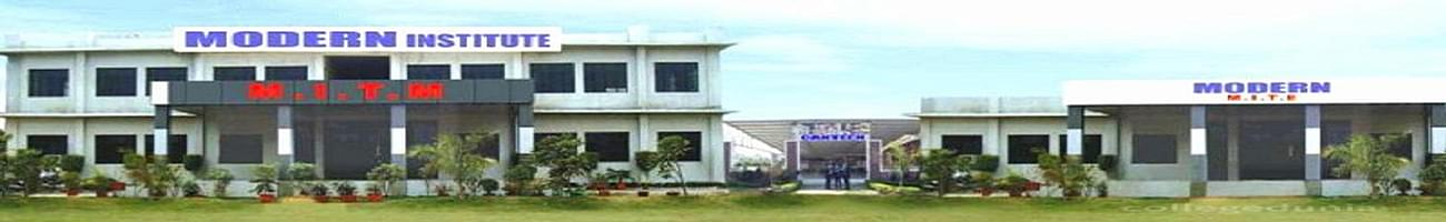 Modern Institute of Technology and Management - [MITM], Ghaziabad