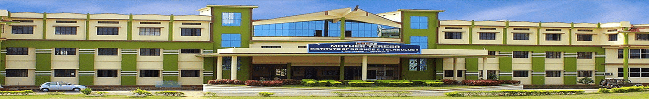Mother Teresa Institute of Science and Technology, Khammam