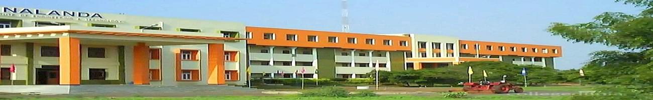 Nalanda Institute of Engineering and Technology - [NIET], Guntur