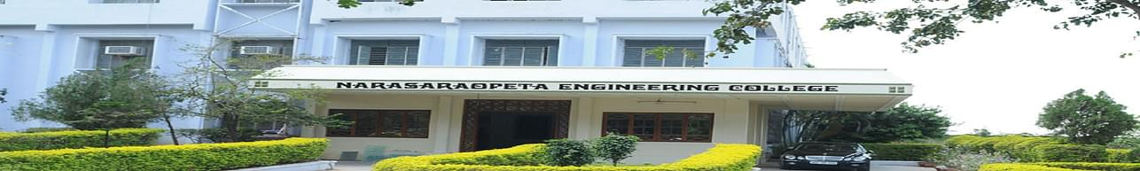 Narasaraopeta Engineering College - [NEC], Narasaraopet