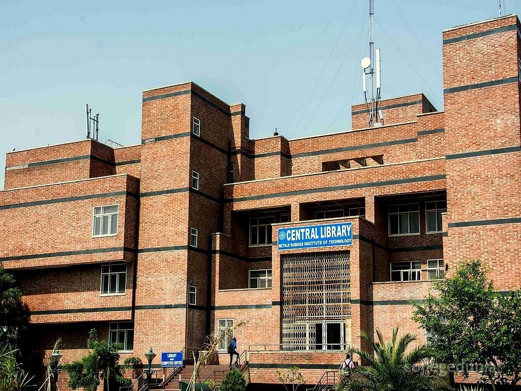 Netaji Subhas University of Technology - [NSUT]