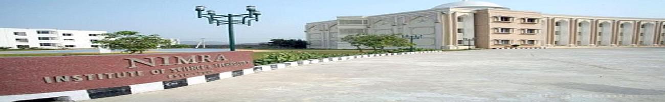 Nimra Institute of Engineering and Technology - [NIET], Prakasam
