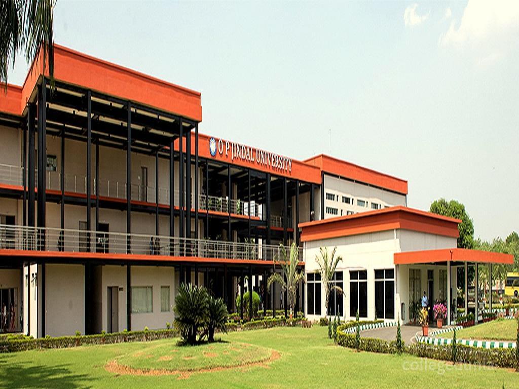 OP Jindal University School Of Engineering - [OPJU]