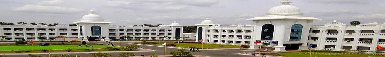 PA College of Engineering and Technology - [PACET], Coimbatore - Admission Details 2019
