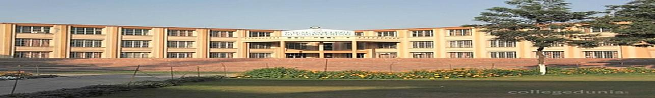 PDM Faculty of Engineering and Technology, Bahadurgarh