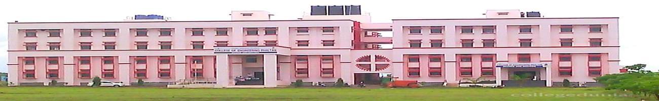 Phaltan Education Society's College of Engineering - [PESCOE], Satara