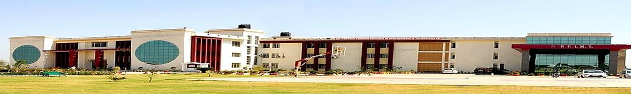 Prannath Parnami Institute of Management and Technology -[PPIMT], Hisar